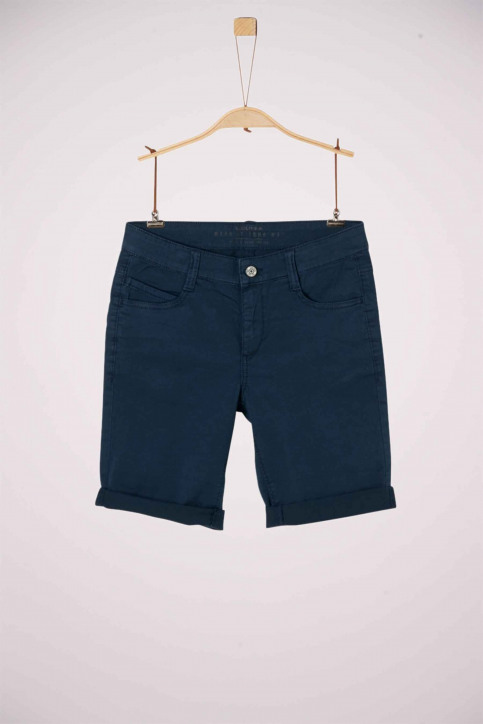 S. Oliver Shorts blauw 1278031_5798 DARK BLUE img2