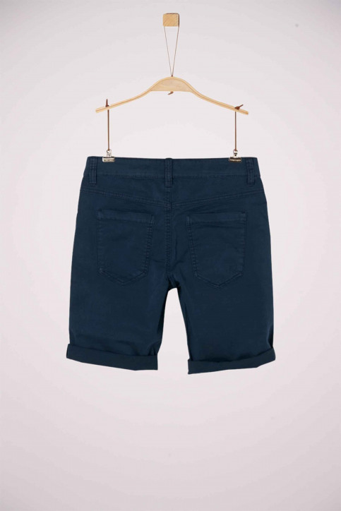 S. Oliver Shorts blauw 1278031_5798 DARK BLUE img3