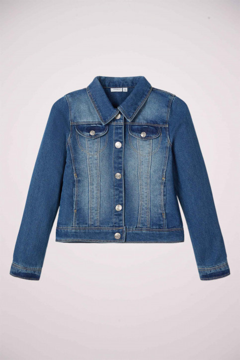 NAME IT Vestes denim bleu 13141427_180712 Medium B img1