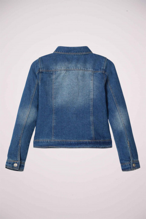 NAME IT Vestes denim bleu 13141427_180712 Medium B img2