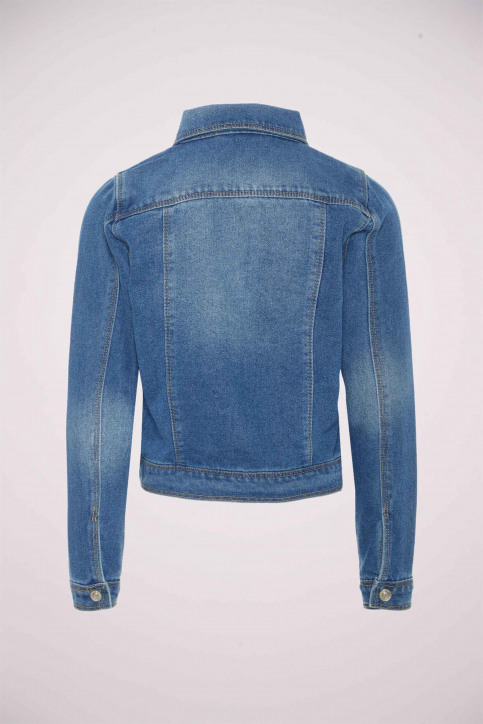NAME IT Vestes denim bleu 13141427_180712 Medium B img6