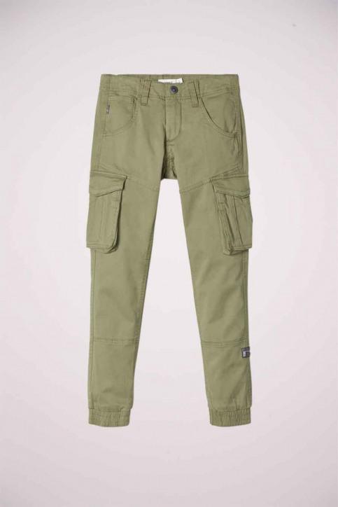 NAME IT Pantalons colorés 13151735_DEEP LICHEN img1