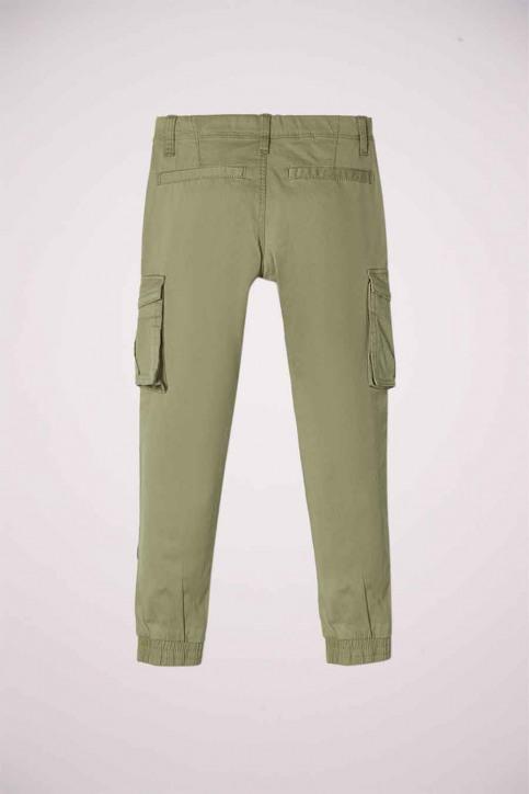 NAME IT Pantalons colorés 13151735_DEEP LICHEN img2