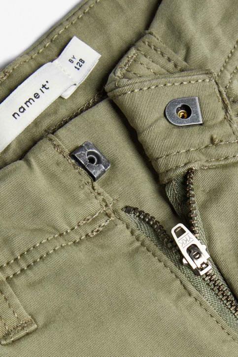 NAME IT Pantalons colorés 13151735_DEEP LICHEN img3
