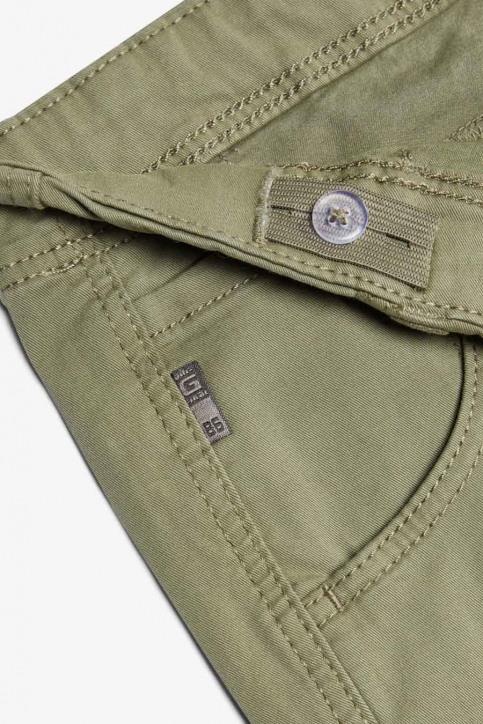 NAME IT Pantalons colorés 13151735_DEEP LICHEN img4