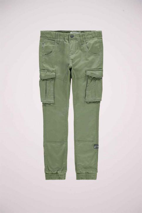 NAME IT Pantalons colorés 13151735_DEEP LICHEN img5
