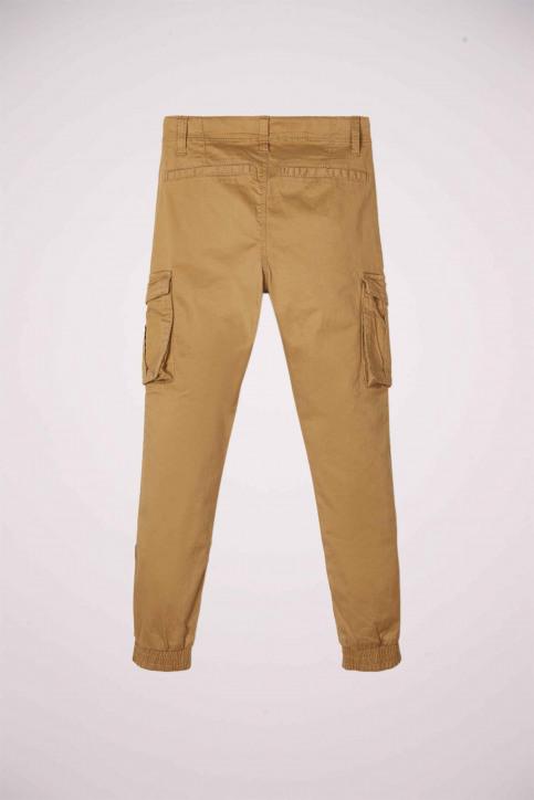 NAME IT Pantalons colorés vert 13151735_KELP img2