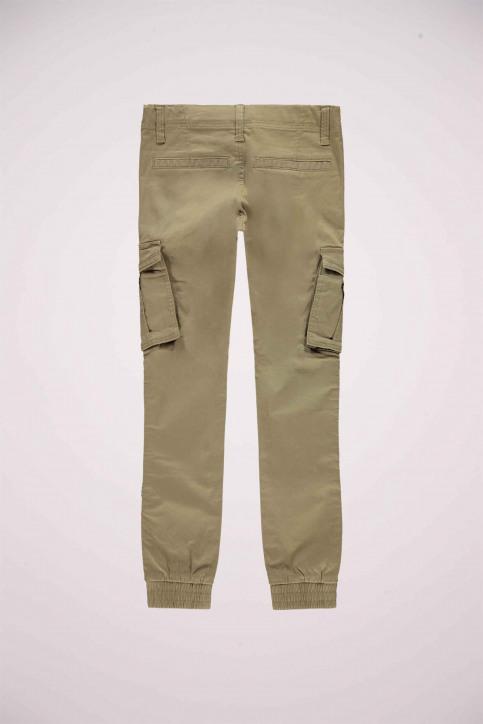 NAME IT Pantalons colorés vert 13151735_KELP img5