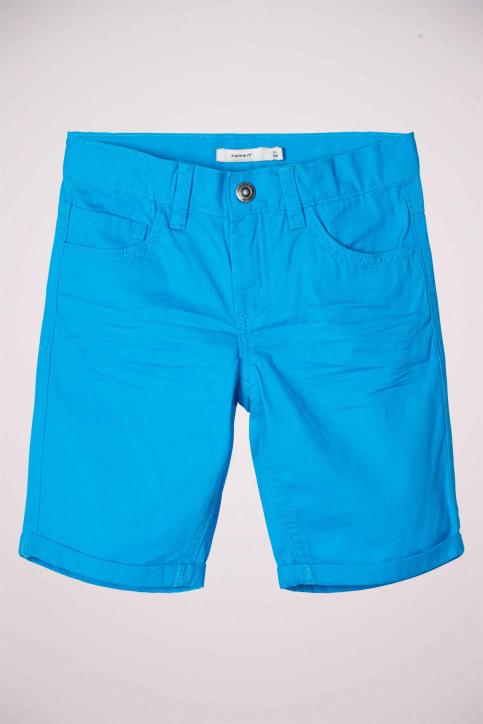NAME IT Shorts blauw 13174854_HAWAI OCEAN img5