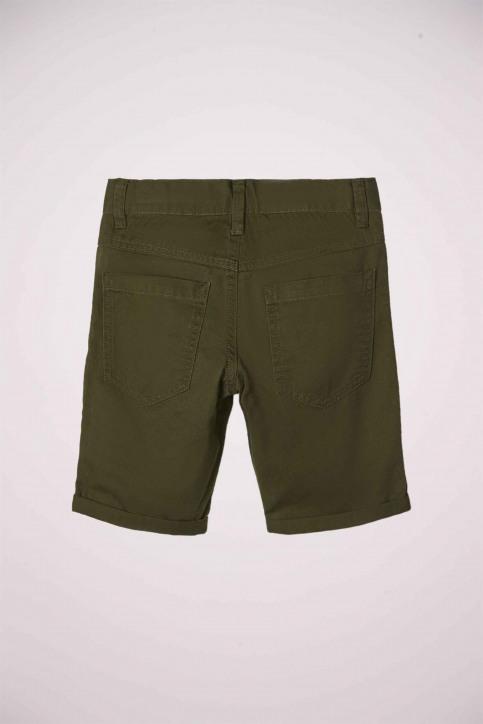 NAME IT Shorts groen 13174854_KOMBU GREEN img2