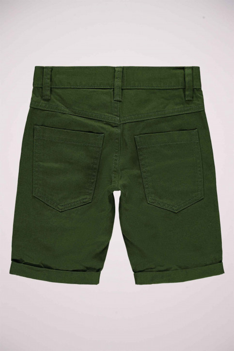 NAME IT Shorts groen 13174854_KOMBU GREEN img6