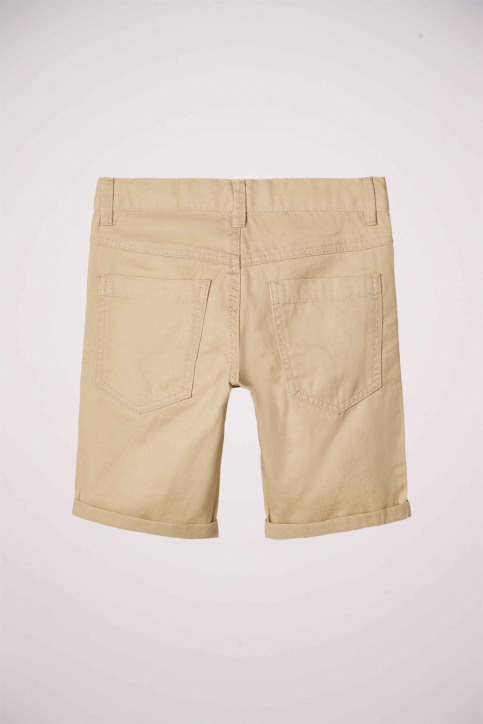 NAME IT Shorts 13174854_WHITE PEPPER img2