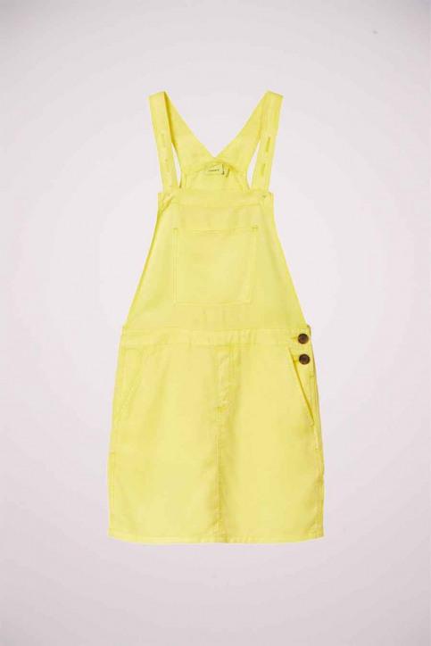 NAME IT Korte kleedjes geel 13177210_LIMELIGHT img1