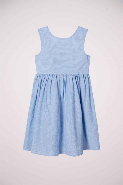 NAME IT Korte kleedjes blauw 13177376_DUTCH BLUE img1