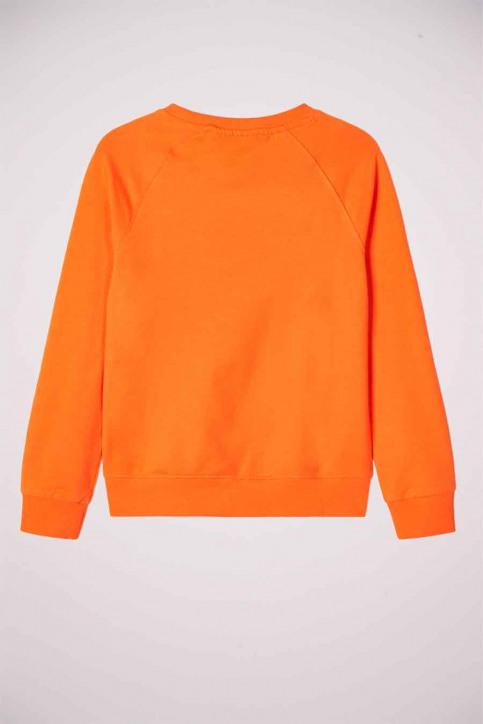 NAME IT Sweaters col O multicoloré 13177980_VIBRANT ORANGE img3