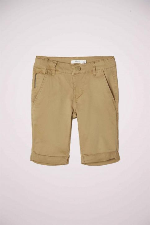 NAME IT Shorts vert 13178340_KELP img1