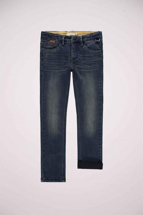 NAME IT Jeans slim bleu 13178901_DARK BLUE DENIM img1