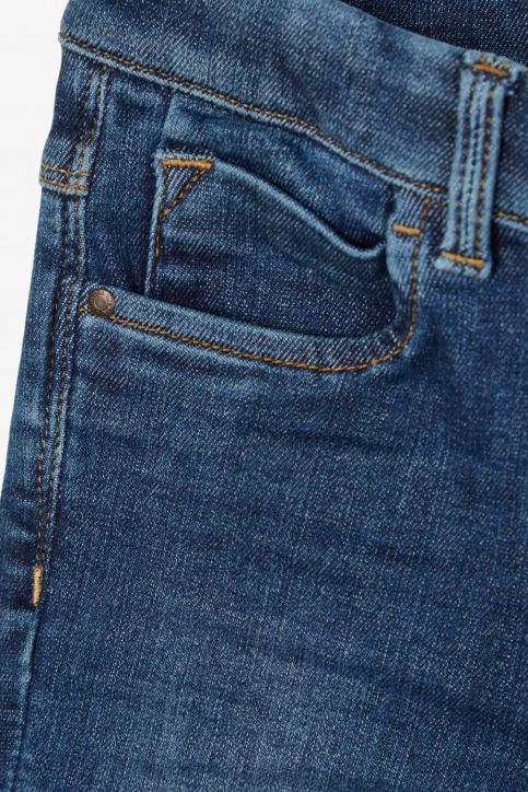 NAME IT Girls jeans jeans skinny blauw 13181025_DARK BLUE DENIM img5