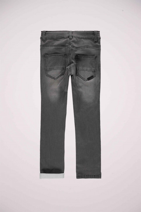 NAME IT Jeans skinny gris 13182713_DARK GREY DENIM img2