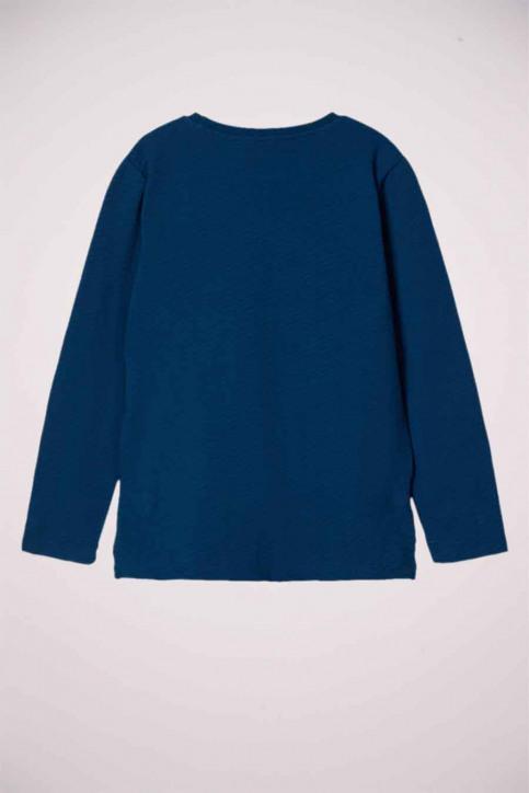 NAME IT T-shirts manches courtes bleu 13185780_GIBRALTAR SEA img2