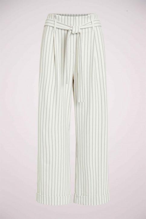 VILA Pantalons colorés blanc 14050442_CLOUD DANCER img6