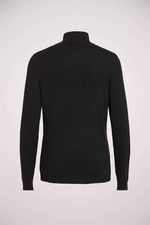 VILA® Pulls col O noir 14053551_BLACK img2