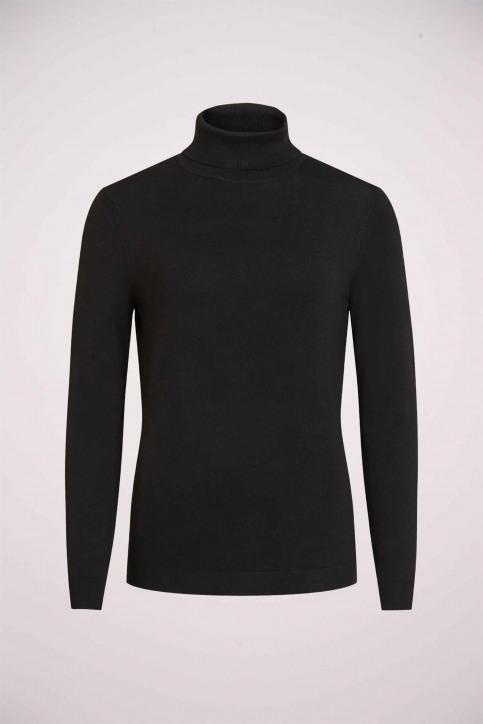 VILA® Pulls col O noir 14053551_BLACK img6