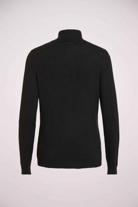 VILA® Pulls col O noir 14053551_BLACK img7