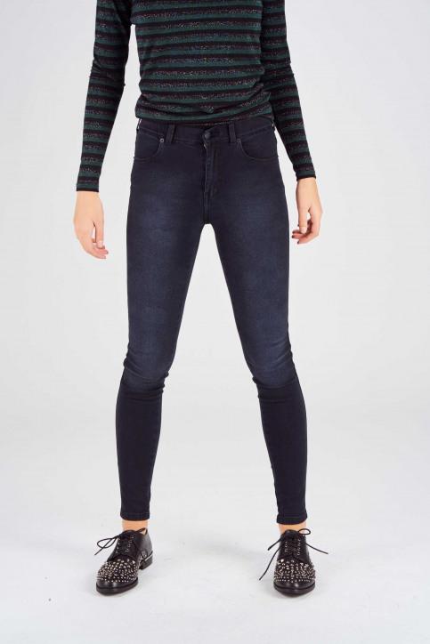 DR.DENIM® Jeans legging denim 1510111E04_PITCH DARK BLUE img1