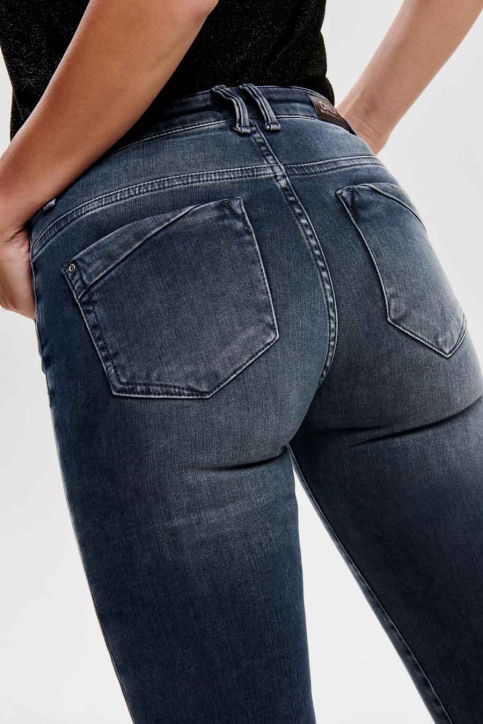 ONLY Jeans skinny 15145320_BLUE CANDIANI img4