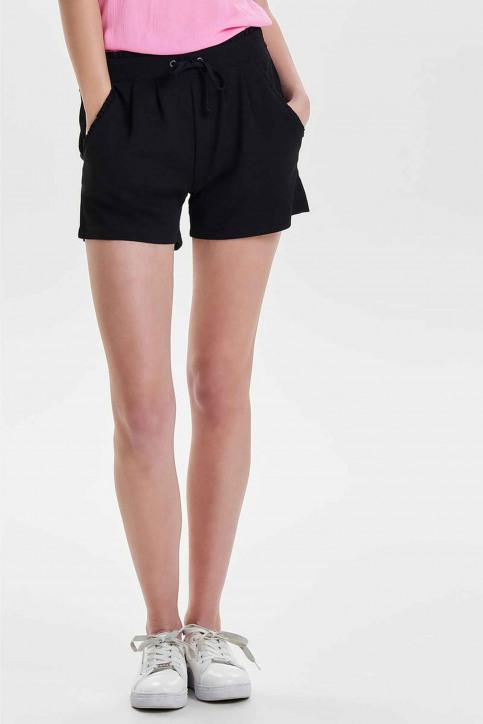 JACQUELINE de YONG Shorts zwart 15152797_BLACK img1