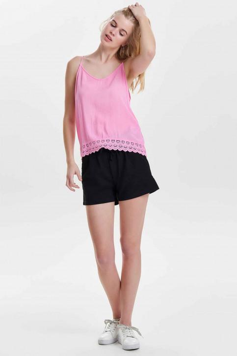 JACQUELINE de YONG Shorts zwart 15152797_BLACK img2