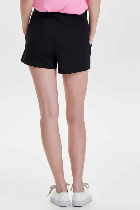JACQUELINE de YONG Shorts zwart 15152797_BLACK img3