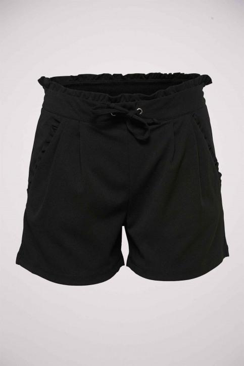 JACQUELINE de YONG Shorts zwart 15152797_BLACK img4