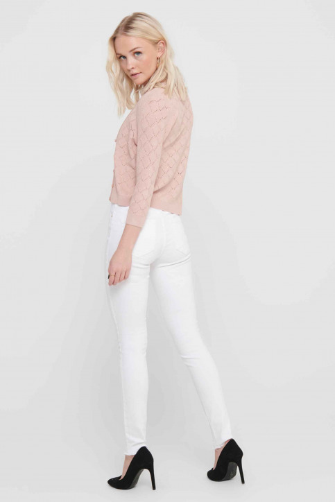 ONLY® Jeans skinny wit 15155438_WHITE img3