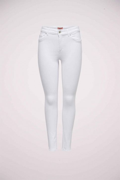 ONLY® Jeans skinny wit 15155438_WHITE img6