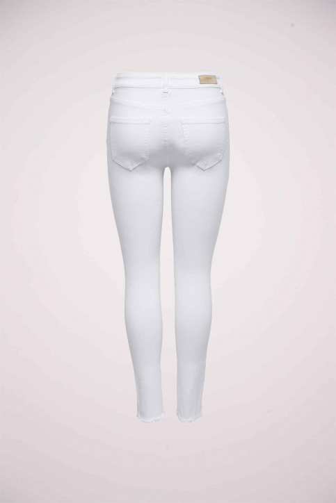 ONLY® Jeans skinny wit 15155438_WHITE img7