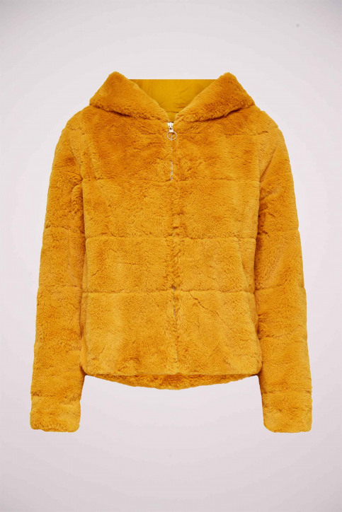 ONLY® Vestes courtes jaune 15156560_GOLDEN YELLOW img7