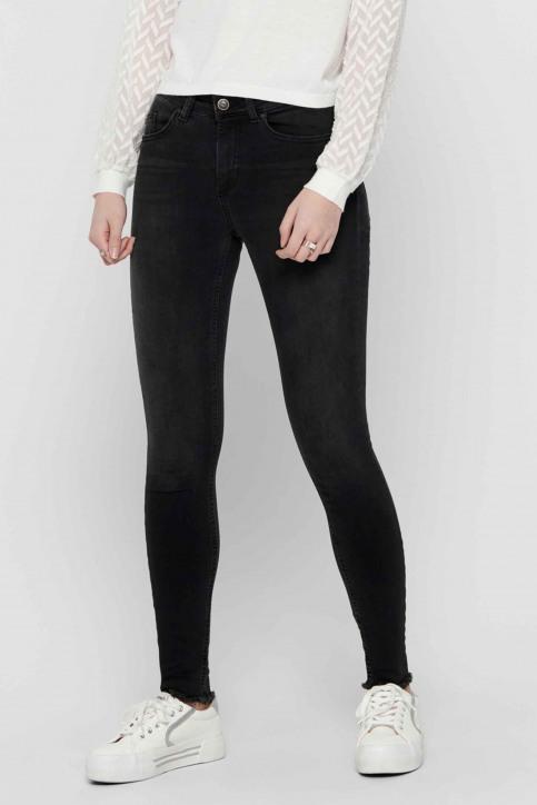 ONLY® Jeans skinny zwart 15157997_BLACK DENIM img1