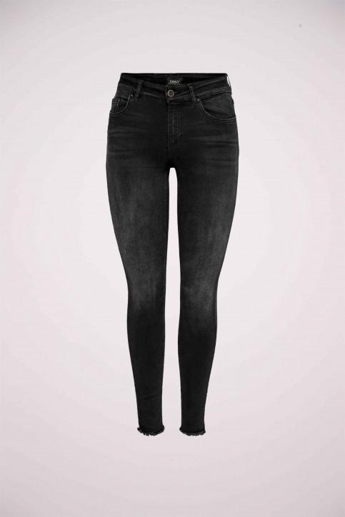ONLY® Jeans skinny zwart 15157997_BLACK DENIM img7