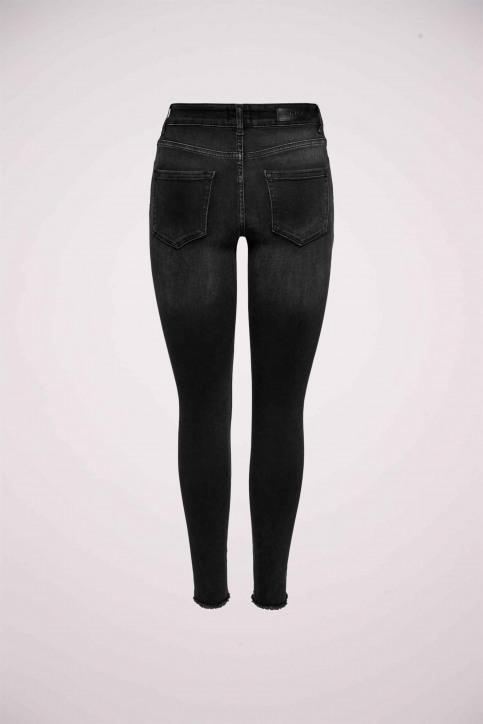 ONLY® Jeans skinny zwart 15157997_BLACK DENIM img8