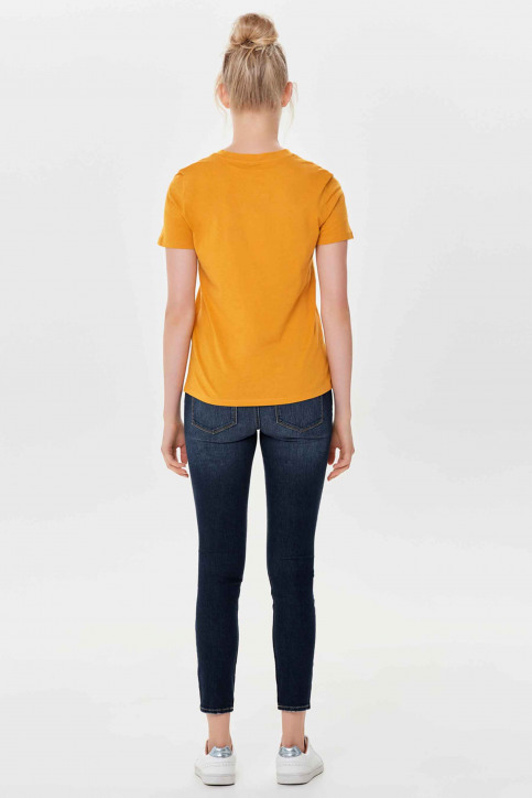 ONLY Jeans skinny denim 15158840_DARK BLUE DENIM img3