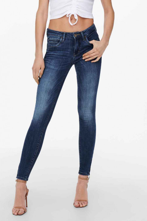ONLY Jeans skinny denim 15158979_MEDIUM BLUE DEN img2