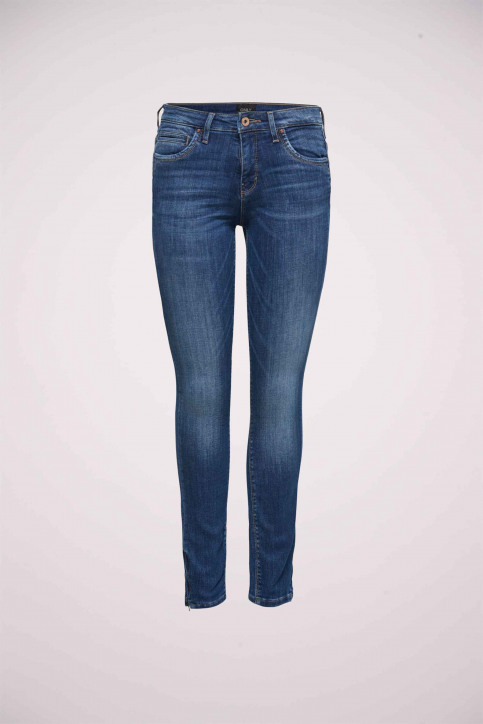 ONLY Jeans skinny denim 15158979_MEDIUM BLUE DEN img8