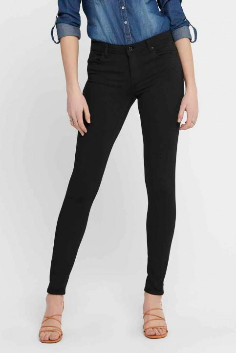 ONLY® Jeans skinny noir 15159404_BLACK DENIM img1