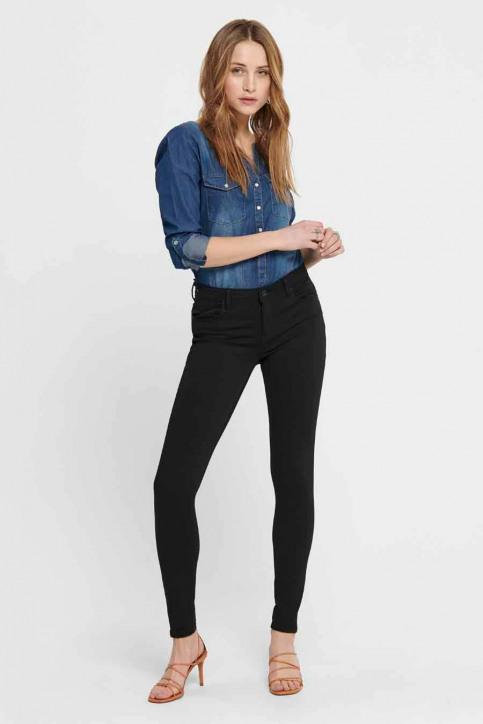 ONLY® Jeans skinny noir 15159404_BLACK DENIM img2