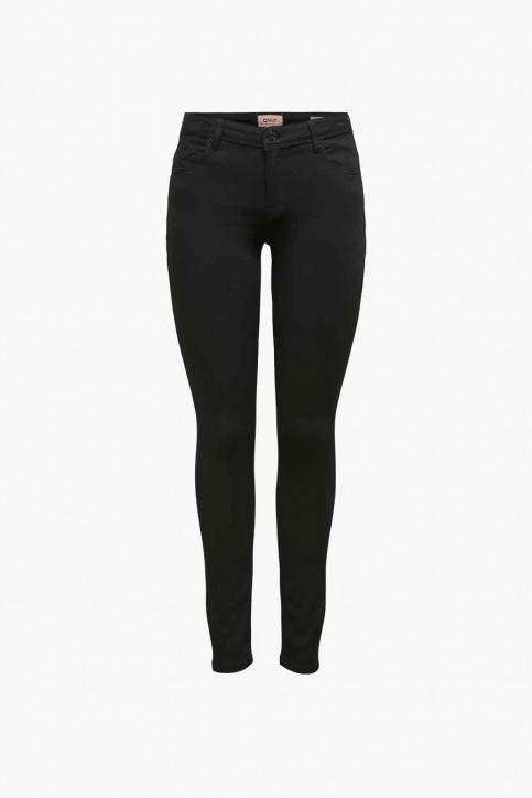 ONLY® Jeans skinny noir 15159404_BLACK DENIM img4