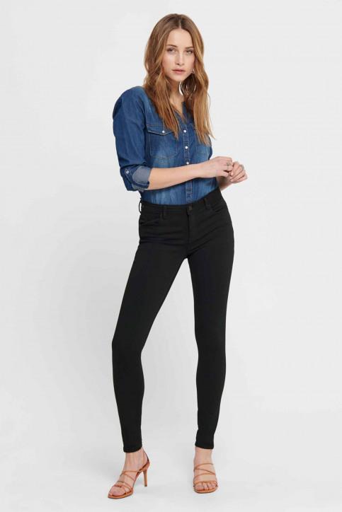 ONLY® Jeans skinny noir 15159404_BLACK DENIM img5