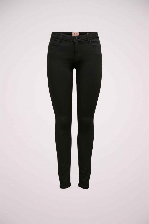 ONLY® Jeans skinny noir 15159404_BLACK DENIM img6