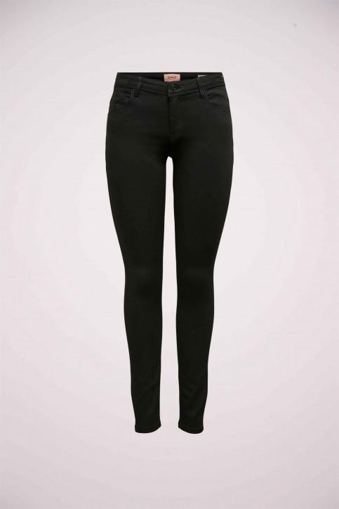 ONLY® Jeans skinny noir 15159404_BLACK DENIM img8